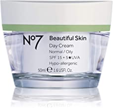 Boots No7 Beautiful Skin Day Cream SPF 15, 1.6 US Fl 0z - Normal / Oily