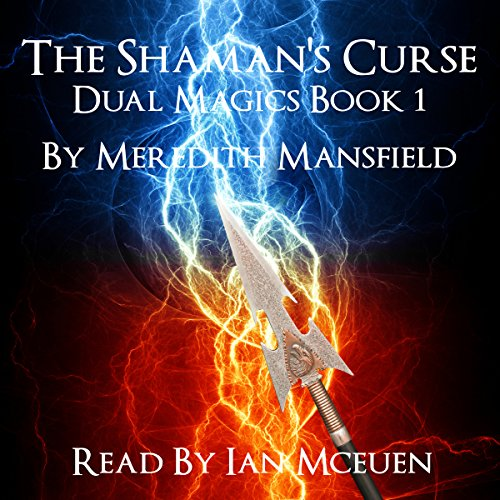 The Shaman's Curse audiobook cover art