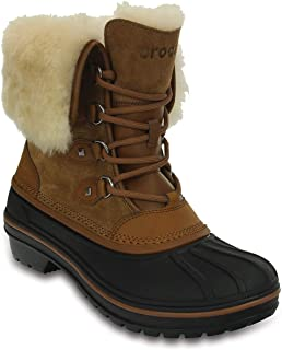 Crocs Women's AllCast II Luxe Snow Boot
