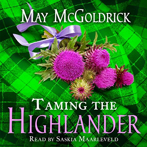 Taming the Highlander audiobook cover art