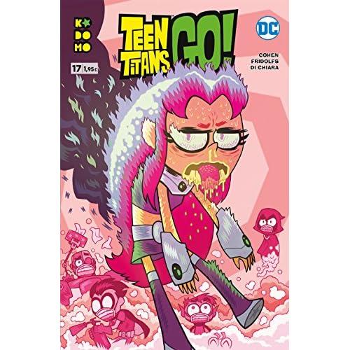 Teen Titans Go! núm. 17