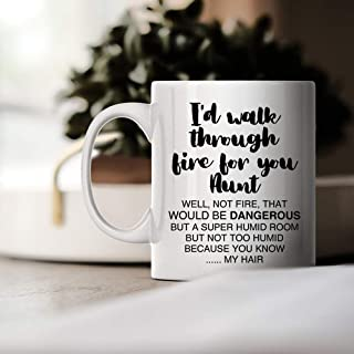 Id Walk Through Fire For You Aunt Well Not Fire That Would Be Dangerous But A Super Humid Room But Not Too Humid Because M...