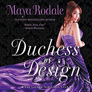 Duchess by Design audiobook cover art