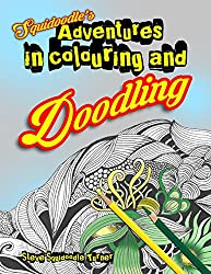 squidoodle adventures in colouring and doodling