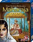 ABACUSSPIELE 08164–Juego de Cartas, el vermächtnis del Maharaja