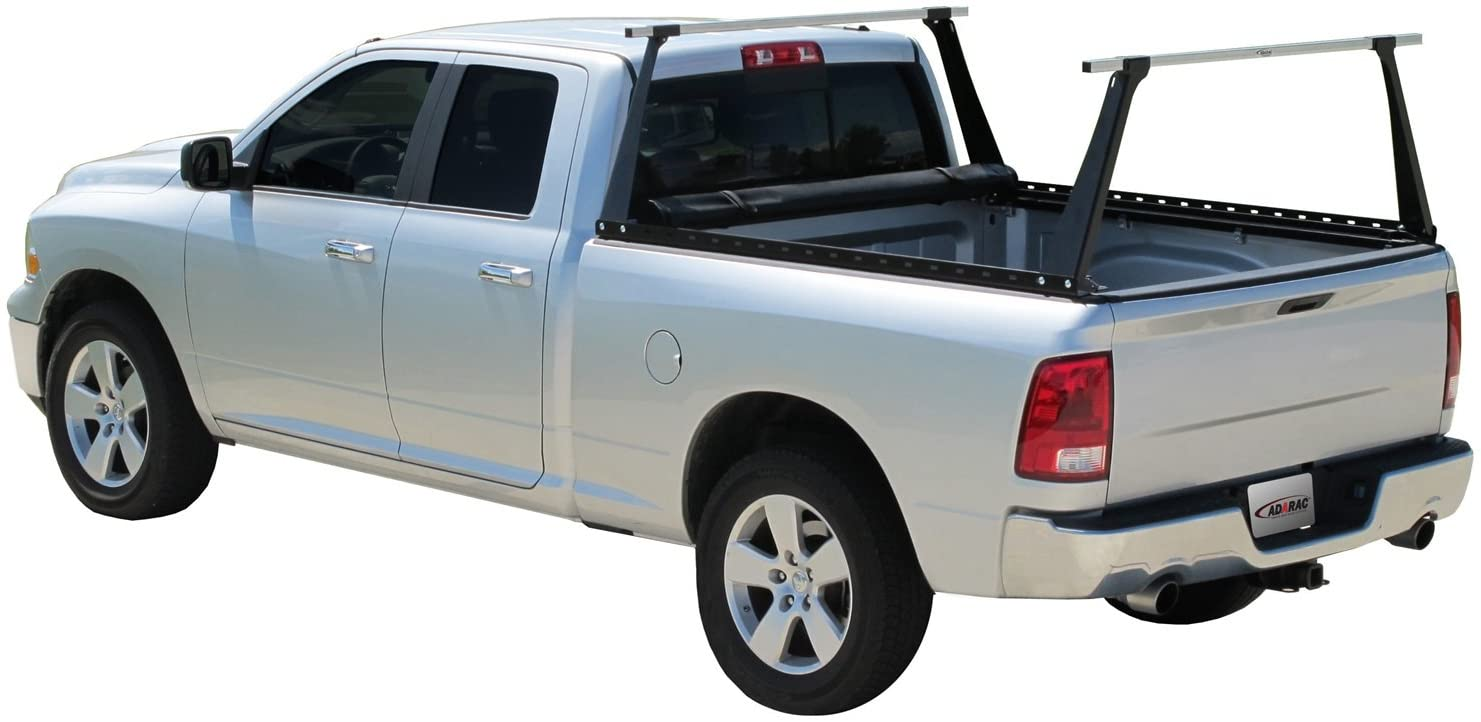 Amazon Com Access 70530 Adarac Truck Bed Rack For Chevrolet Gmc New Body With 6 6 Bed Automotive