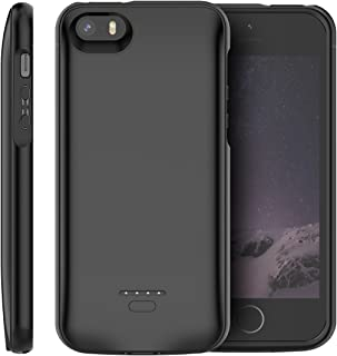 pretty nice ad47b 1bc34 Amazon.com: iPhone 5/5S/SE Cell Phone Charger Cases