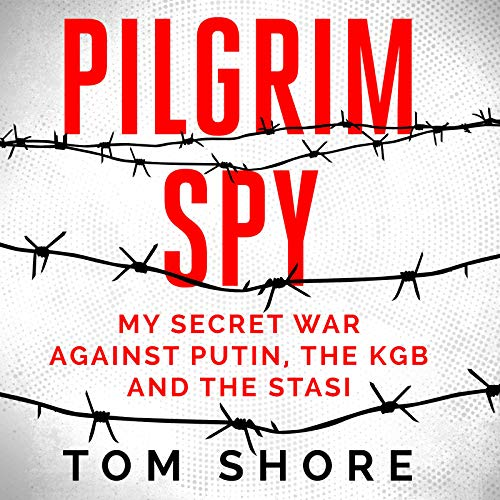 Pilgrim Spy cover art