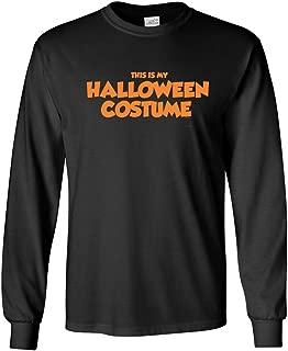 Easy Halloween Costume Fun Tee's -This is My Halloween Costume T-Shirt