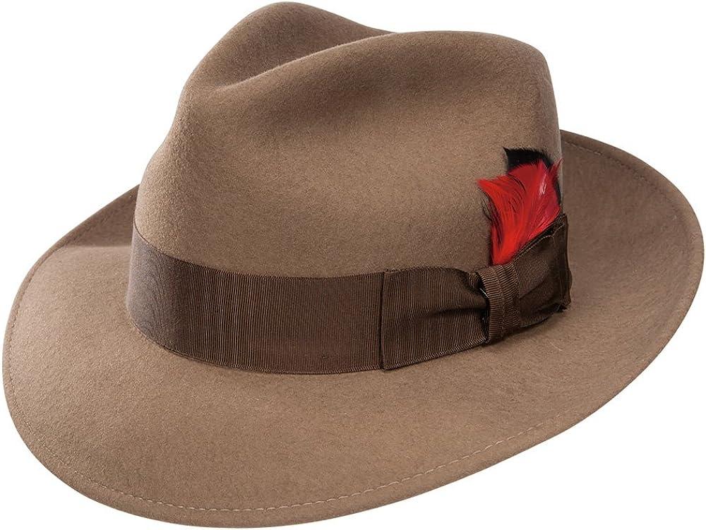 Stetson Gurnee - Hat Excellent Mail order cheap Fedora Wool