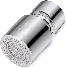 Voor db 360 graden draaibaar, waterbesparende kraan, twee wateruitlaatmodi, effectieve filtering, spatwaterdicht