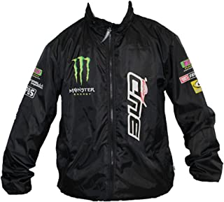 Blouson de moto homme monster energy