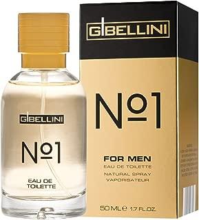 G Bellini N1 Eau de Toilette for Men perfume 50ml for LIDL like big brends