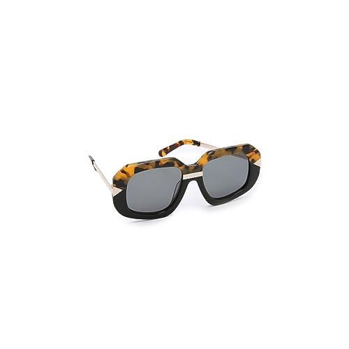 03246a101ac Karen Walker Women s Hollywood Creeper Sunglasses