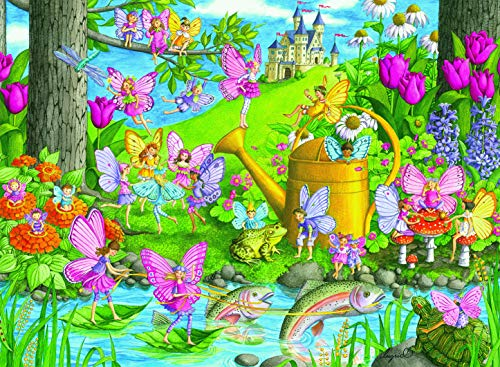 Fairy Playland 100 PC Puzzle