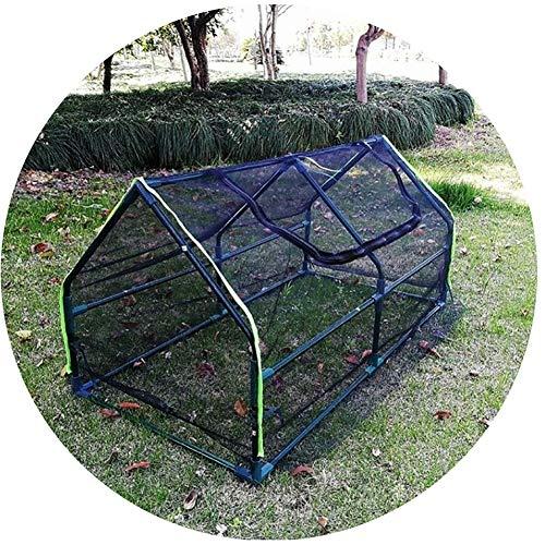 HWLL Red de Insectos, Red de Malla Protectora de Hortalizas de Jardín, Invernadero para Interior Al Aire Libre, Cubiertas de Patio Resistentes A los Rayos UV para la Lluvia de Sombra