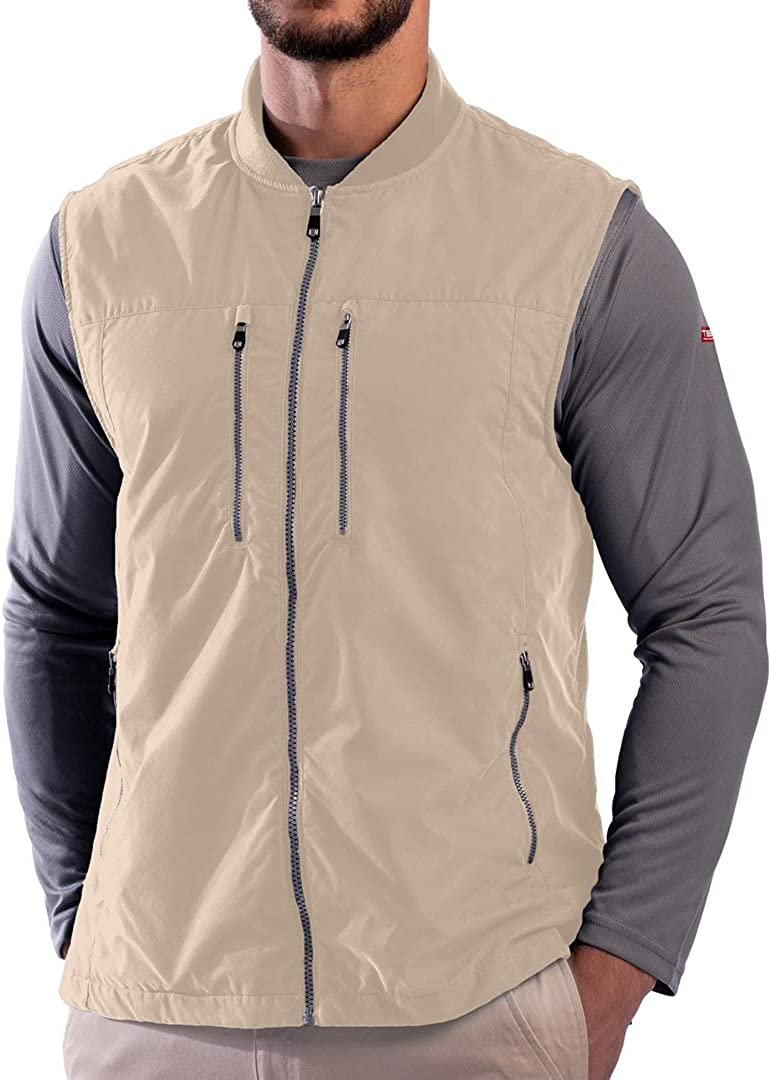 SCOTTeVEST Men's 101 Travel Vest 9 Concealed Anti-Pi Pockets Ranking Max 61% OFF TOP1