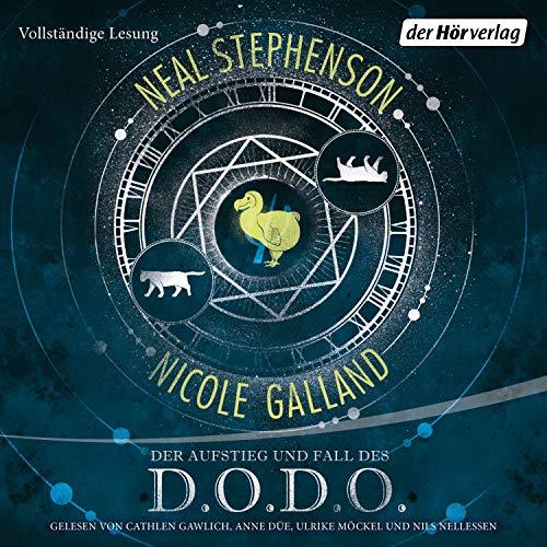 Der Aufstieg und Fall des D.O.D.O. cover art