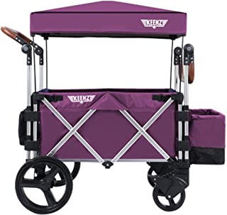 Keenz 7s Stroller Wagon (Purple)