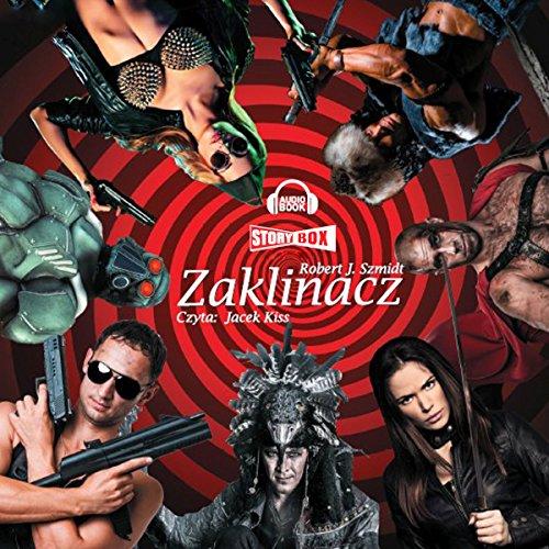 Zaklinacz audiobook cover art