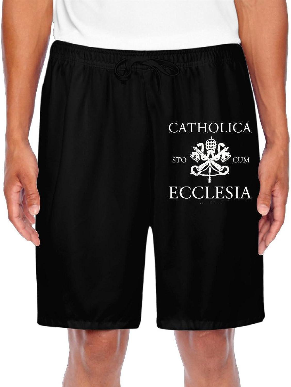 Men's HOLY CATHOLIC CHURCH Shorts Gym