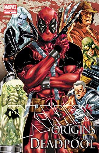 X-Men Origins: Deadpool #1 (X-Men Origins (2008-2010)) (English Edition)