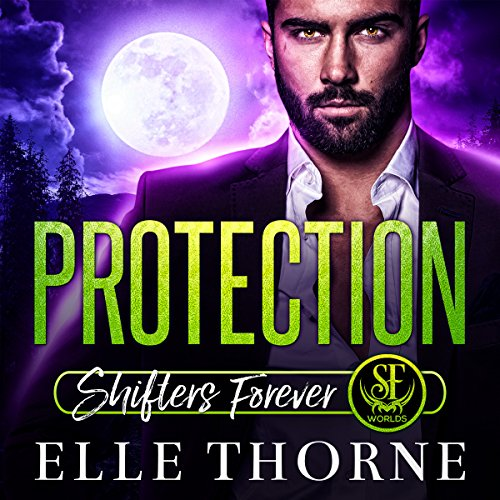 Protection audiobook cover art