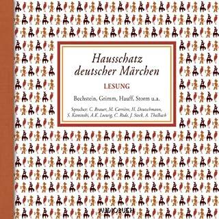 Hausschatz deutscher Märchen Titelbild
