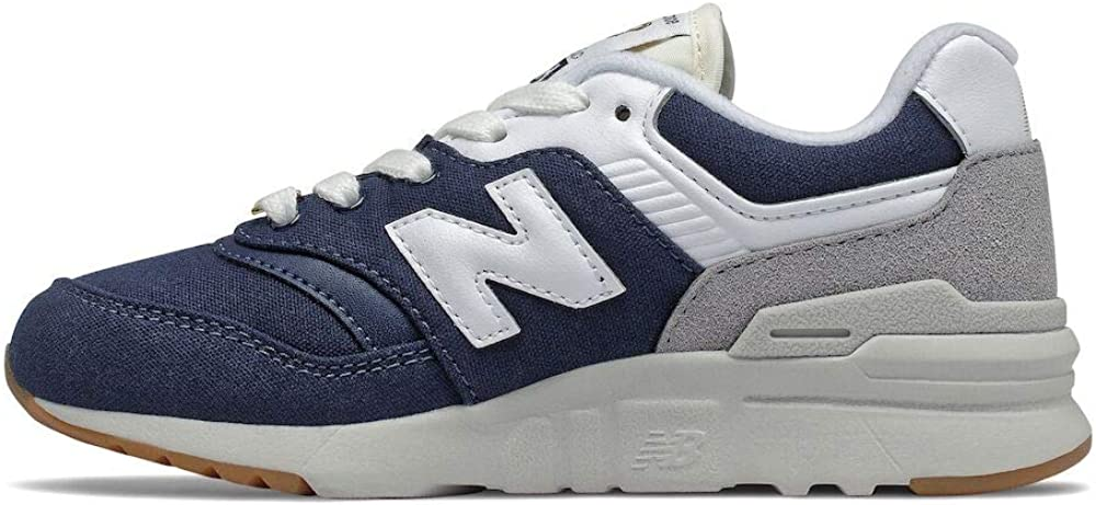 New Balance Kids' 997H Sneaker V1 Memphis Mall Max 40% OFF Lace-up