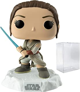 Best rey with lightsaber funko Reviews