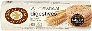 Doves Farm - Wholewheat Digestive Biscuits - 400g