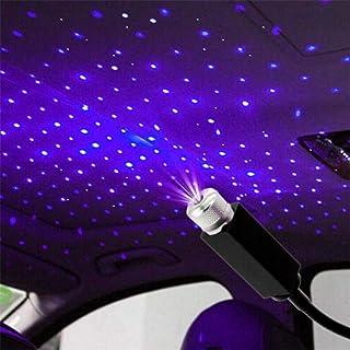 WSJTT Star Light USB Lamp Star Light Car Starry Sky Decoration Star Ceiling Projection Lamp