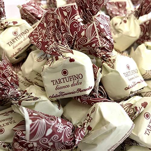 Tartufini Dolci Bianchi Kg 1 Antica Torroneria Piemontese -...