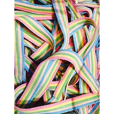 vidal sour rainbow belts (200g) Vidal Sour Rainbow Belts (200g) 61WVL4S1s L