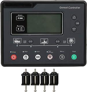 Grupo electrógeno, grupo electrógeno Controlador Arranque-Parada Protección de detección automática HGM6120U 0,5‑70 V
