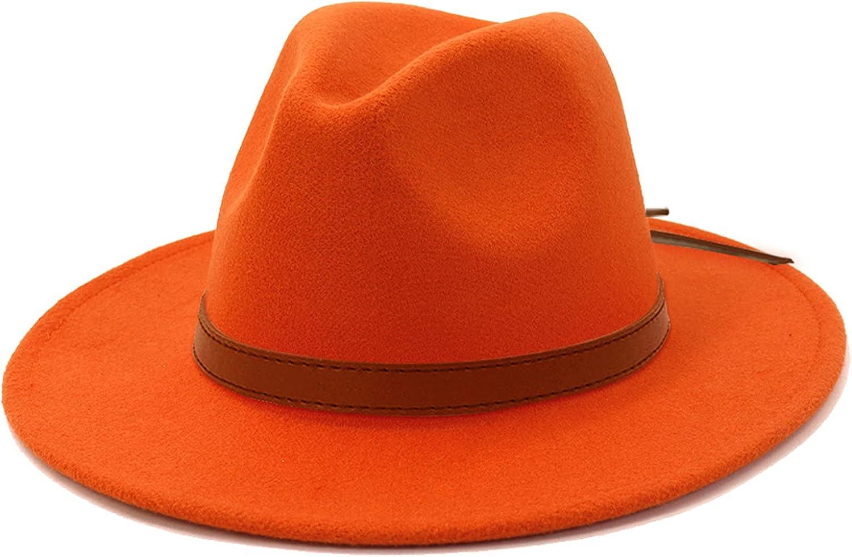Lisianthus Womens Wide Brim Fedora Hat