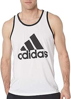 adidas Men's Badge Of Sport Classic Tank Top