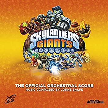 Skylanders Giants (Original Game Soundtrack)