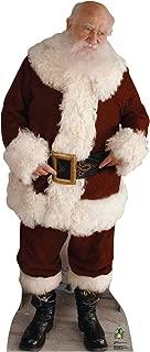 Advanced Graphics Santa Life Size Cardboard Cutout Standup - Elf (2003 Film)