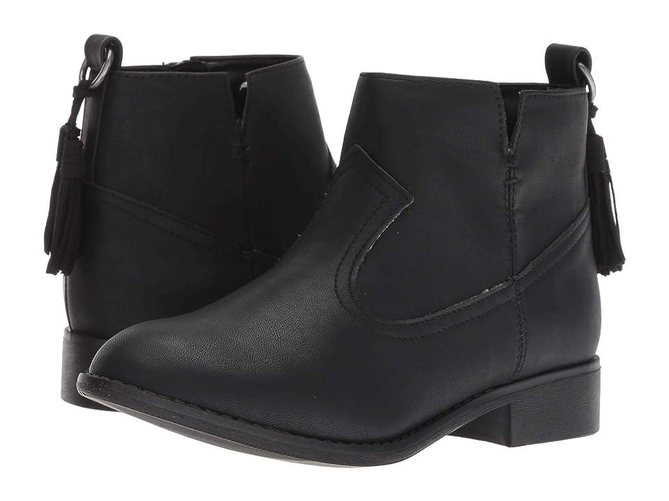Nina Kids Emerie (Toddler/Little Kid/Big Kid) (Black) Girls Shoes