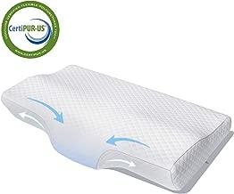 Best orthopedic memory foam pillows Reviews