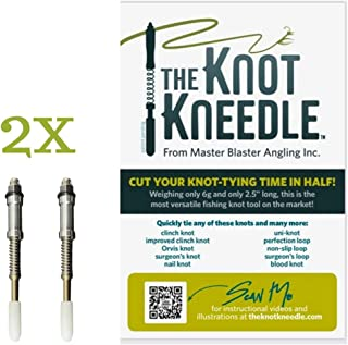 Knot Kneedle - Designed to Tie Your Knots with Ease and...