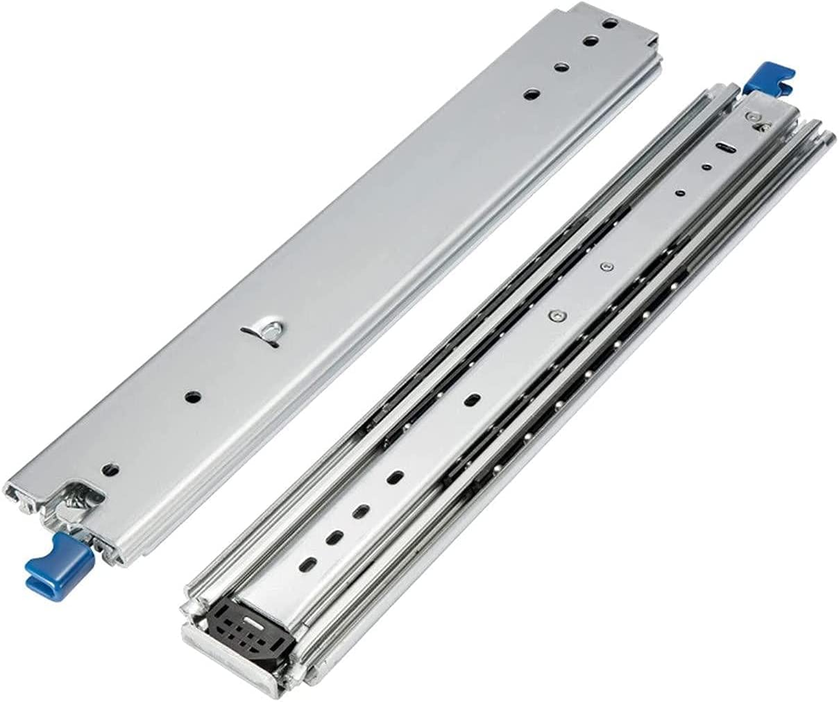 Heavy Cheap bargain Duty Drawer Slides 10-60 inches Max 41% OFF Extension Lock with Full B