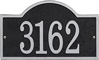 Best house numbers on wooden plaque Reviews