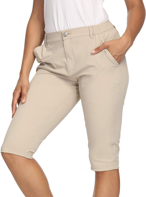 CQC Women's Outdoor Hiking Shorts Virginia Beach Mall Quick Lightweight - Cargo Dry Ranking TOP6