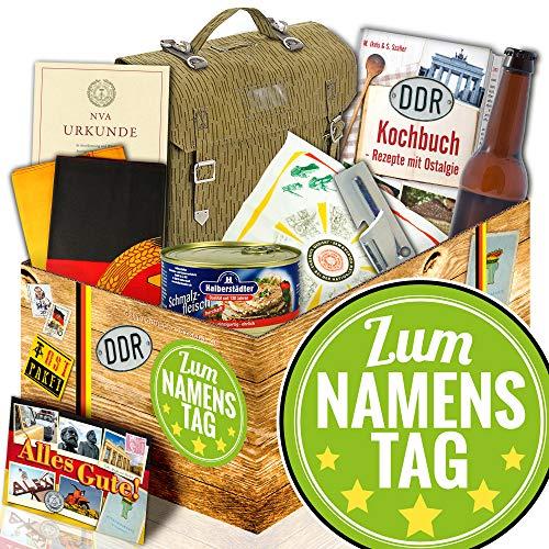 Namenstag / NVA Paket / Namenstag Geschenk Freundin / DDR Box