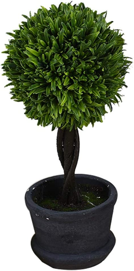 liushop Artificial Year-end annual Mesa Mall account Potted Mini Plastic Plants