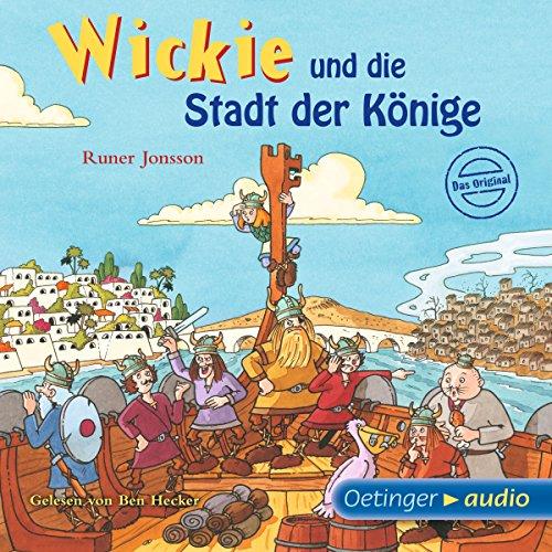 Wickie und die Stadt der Könige Titelbild