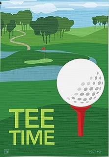 BreezeArt Play More Golf Garden Flag 31362D