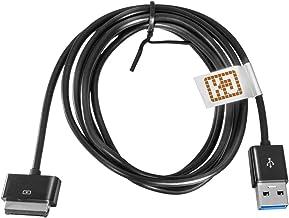 kj-vertrieb USB 3.0 Datenkabel kompatibel mit Asus EEE Pad Transformer TF101, TF300, TF201, TF700, Slider SL101 mit Hotsyn...